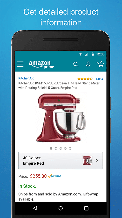 Top 6 Android Apps for an Awesome Online Shopping Experience 2