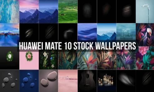 Download 30 Huawei Mate 10 Stock Wallpapers 8