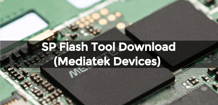 Download SP Flash Tool v5.1952 (SmartPhone Flash Tool)