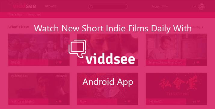 Download Viddsee App