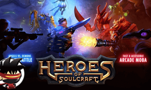 5 Best MOBA Games For Android 3