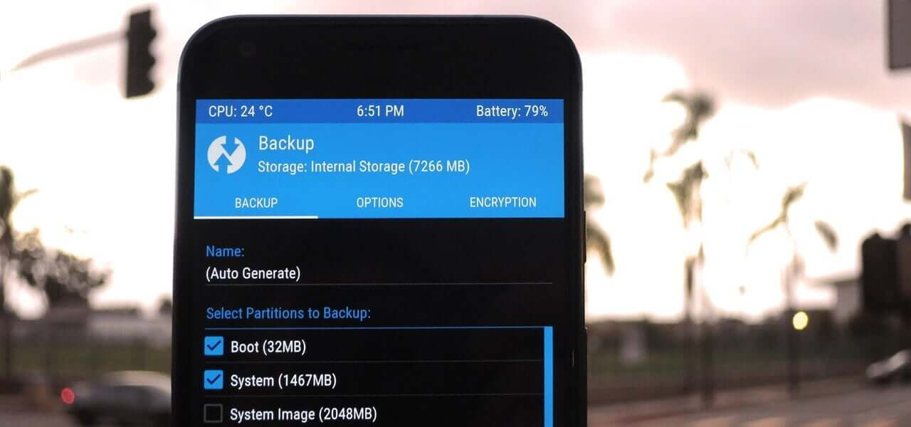 How to Perform Nandroid Backup and Restore