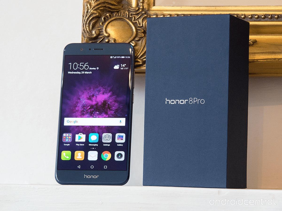 Install Android Oreo Beta on Honor 8 Pro