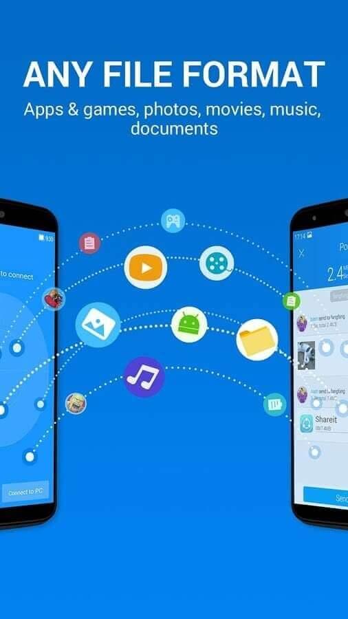 Shareit app download - File Transferring tools