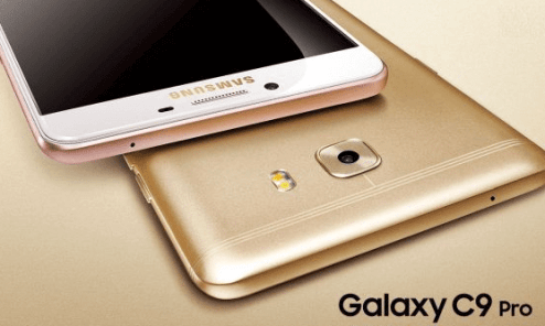 How to Install Stock Android on Samsung Galaxy C9 Pro 7