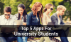Top 5 Apps for University Students 5