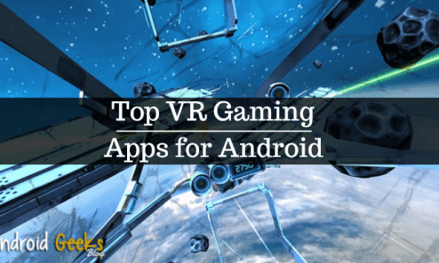 VR Gaming Apps for Android