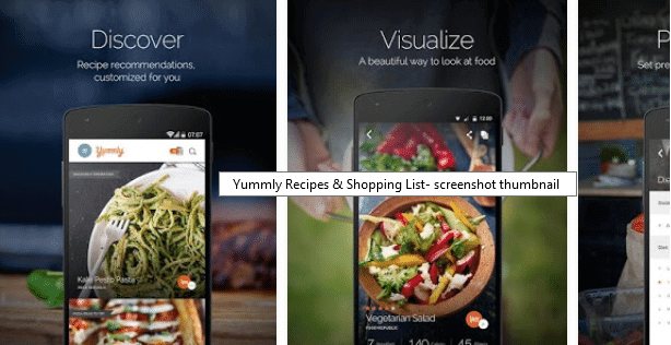 Best 5 Android Apps for Cooking Recipes 5