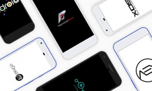 install custom ROM using TWRP on Android devices