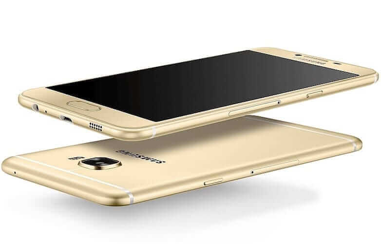 Install DDU1BQK1 Android 7.1.1 Nougat Official Update On Galaxy C9 Pro 1