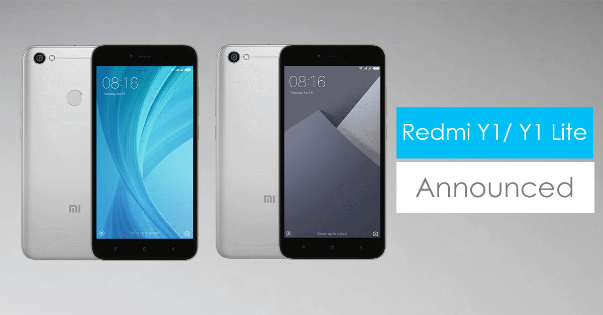 Install MIUI 9.1.2.0 Global Stable ROM On Xiaomi Redmi Y1 and Y1 Lite 1