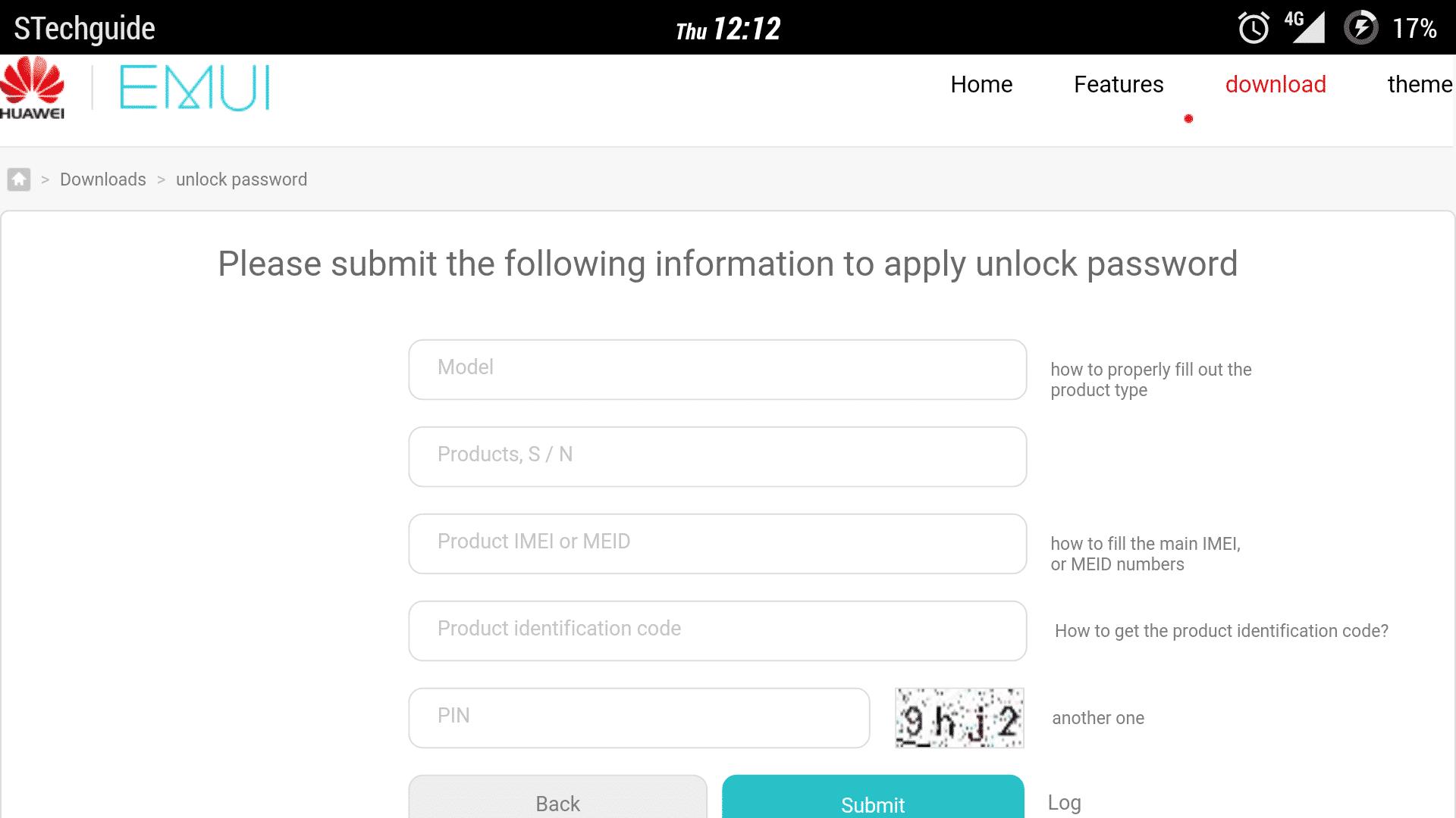 Unlock Bootloader on Huawei Mate 10