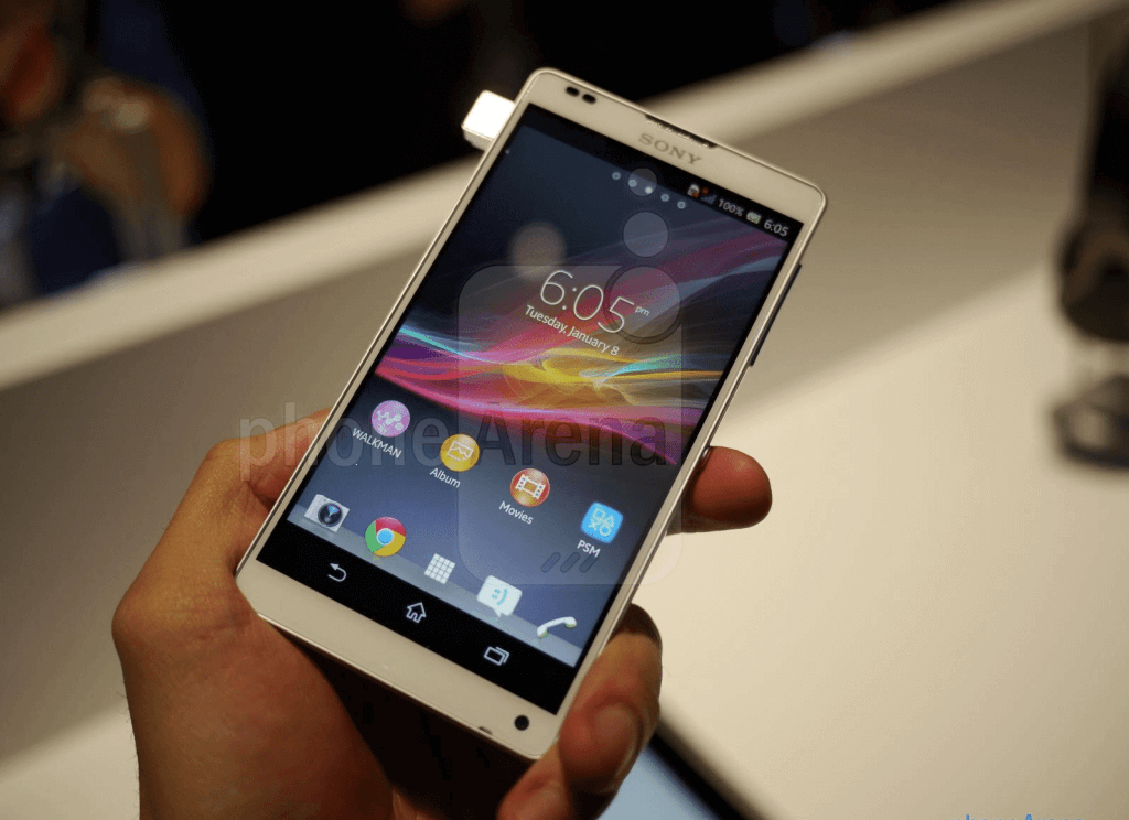 Sony Xperia ZL updated on Android 8.1 Oreo Lineage OS 15.1 ROM