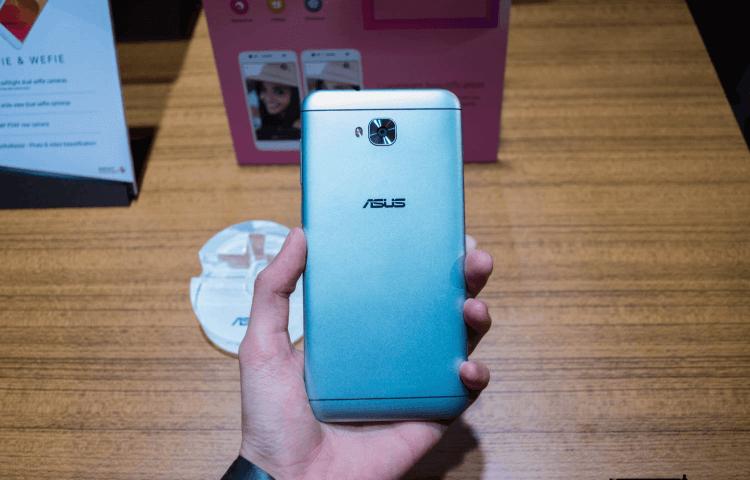 ZenFone 4 Oreo 8.0 Oreo