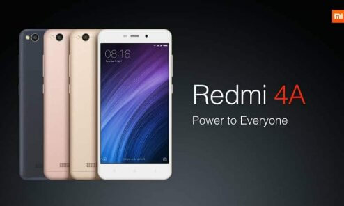 Install TWRP and Root Redmi 4A