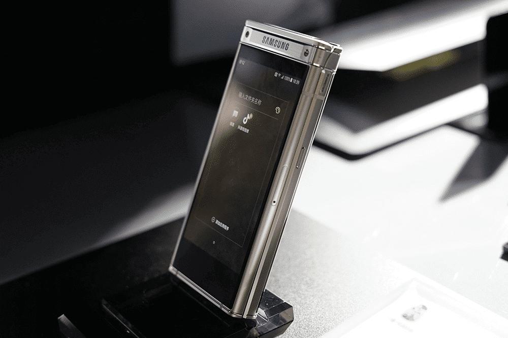 Samsung W2018: Bringing the Flip Back!!! 2