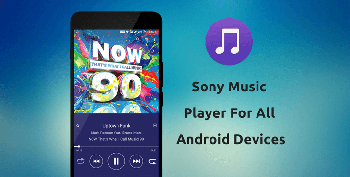 how to install Sony Xperia Music App