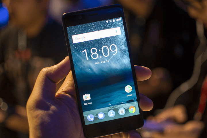 Install Android 8.0 Oreo V5.160 Official Update on Nokia 5 1