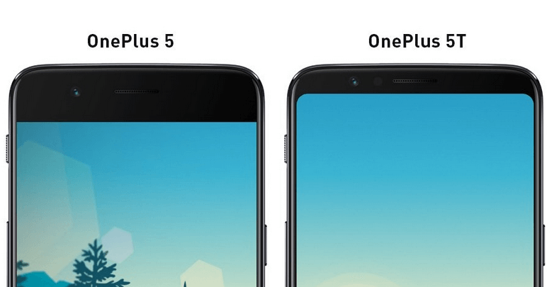 OnePlus 5 and OnePlus 5T Oreo 8.1