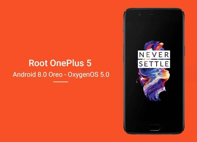 Root-OnePlus-5-on-Android-8-0-Oreo