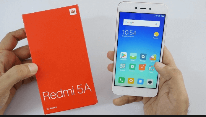 Install TWRP and root Redmi 5A