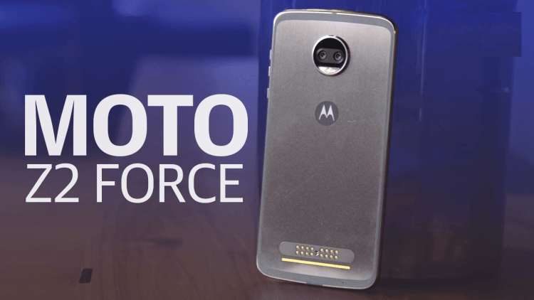 Install Android 8.0 Oreo Official Update On T-Mobile Moto Z2 Force 1