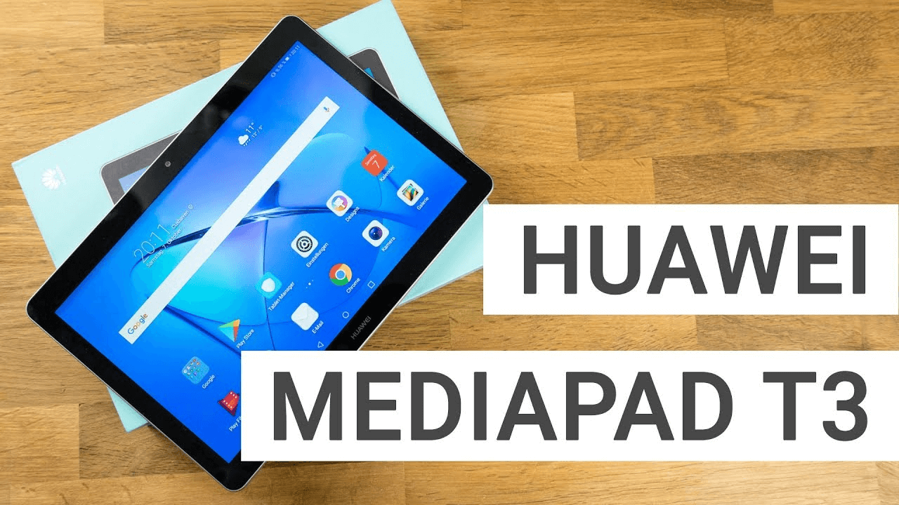 Unlock Bootloader and install TWRP recovery on Mediapad T3 10