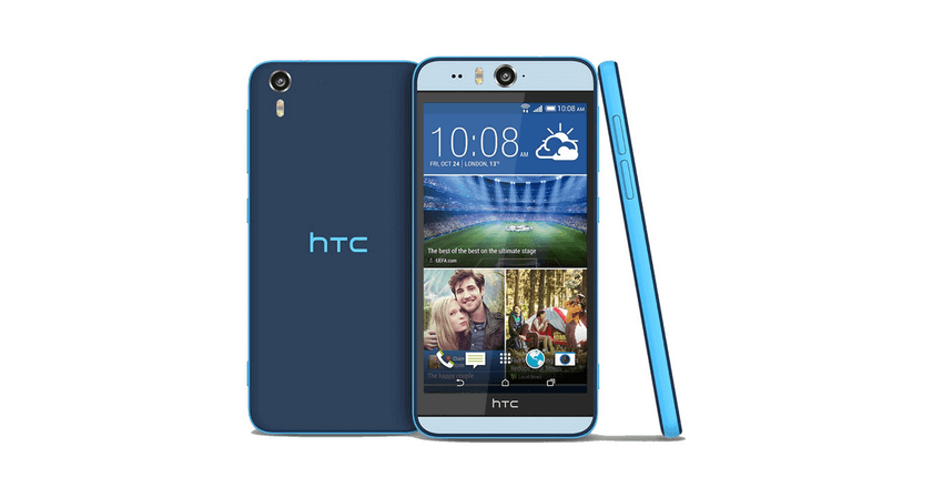 Install TWRP and Root HTC 830