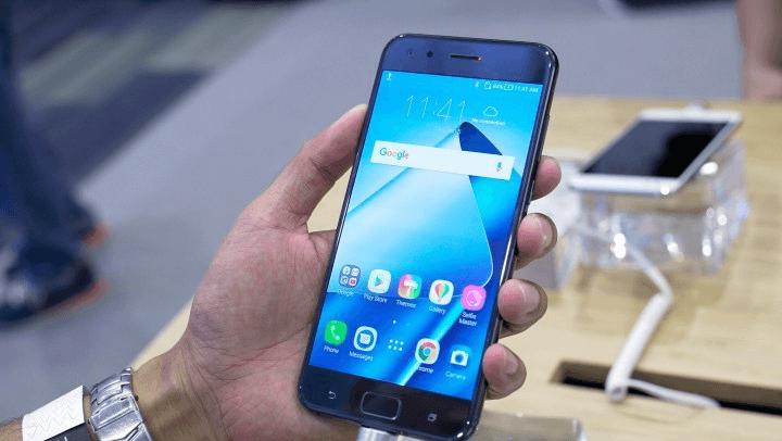 ZenFone 4 Pro Android Oreo Update