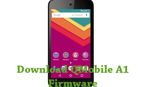 How To Install Stock Firmware on QMobile A1 1