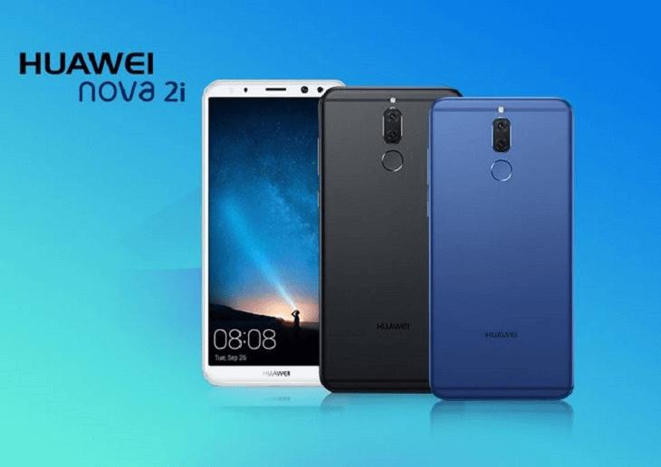 root Huawei Nova 2i