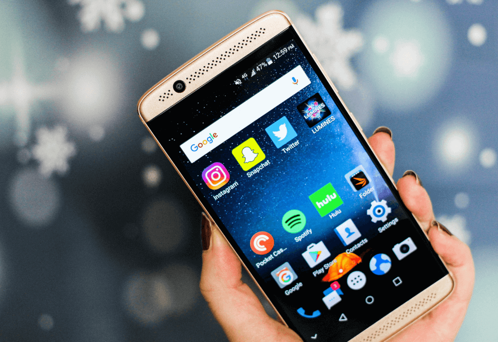 Install TWRP Recovery For ZTE Axon 7 Mini