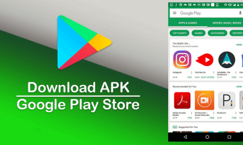 Download Google Play Store 9.7.11 APK For Android Phone 1