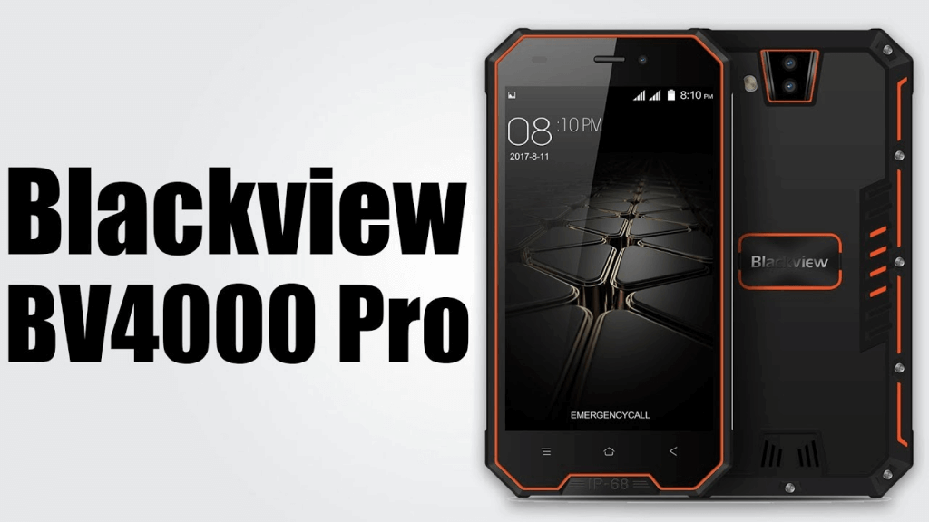 How To Root Blackview BV4000 Pro and Install TWRP Recovery 1