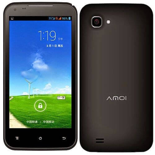 Root Amoi N828 and Install TWRP Recovery