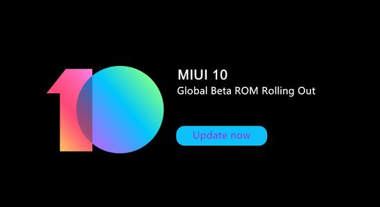 MIUI 10 Global Beta 8.7.12