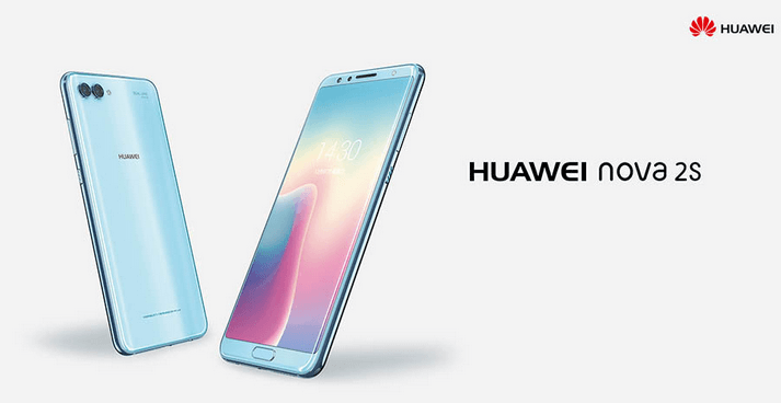 Install Huawei Nova 2S B189 Firmware Update