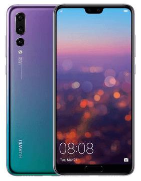 Huawei P20 B132 Firmware Update