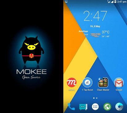 Download Mokee OS Android 8.1 Oreo