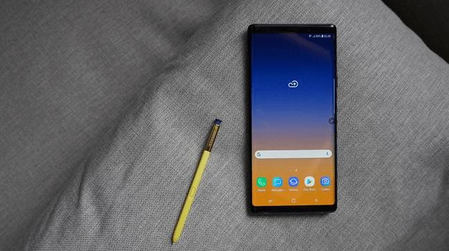 N960FXXU1ARH5 August 2018 Security Patch
