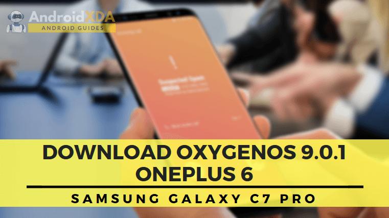 Download OxygenOS 9.0.1 for OnePlus 6 (Full Rom + OTA)