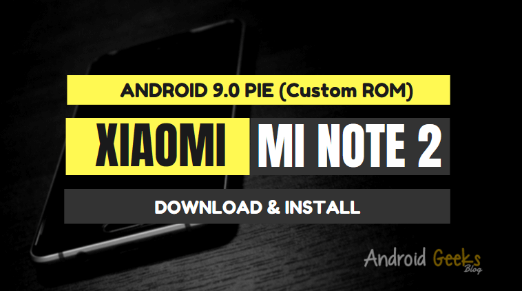Havoc OS Pie GSI ROM Android 9.0 Pie