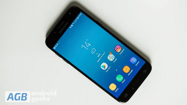 J530FXXU3BRK Android 8.1.0 Oreo