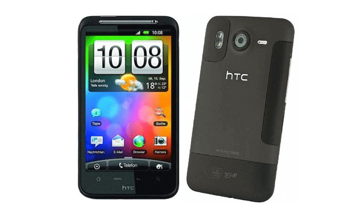 HTC Desire HD Android 5.0 Lollipop