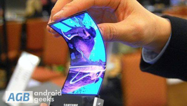 Oppo Unveil its Foldable Cellphone at MWC 2019 1