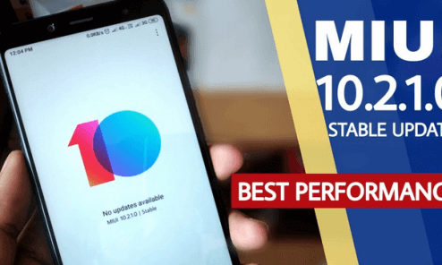 Download MIUI 10.2.1.0 Global Stable ROM