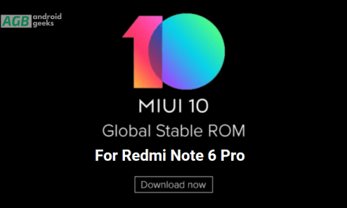 MIUI 10.2.1.0 Global Stable ROM