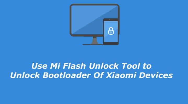 Mi_Flash_Unlock