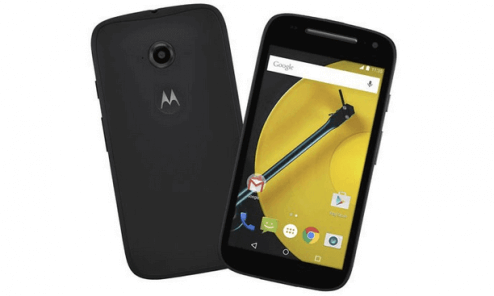 Moto E (2nd Gen) gets Android 5.1.1 Lollipop with AOSP based Custom ROM