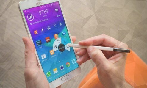Galaxy Note 4 Updated Android 7.1.2 Nougat RR ROM 11